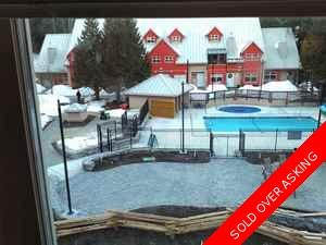 Whistler Creek Condo for sale:  2 bedroom 875 sq.ft. (Listed 2018-12-21)
