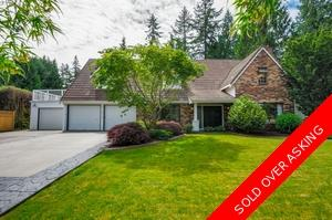 Large lot in a prime West Maple Ridge location