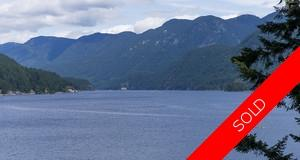 Dream location: 20,000 sqft waterfront lot with private dock!