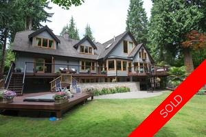 Amazing riverfront home with absolute privacy & over 100 ft of water frontage