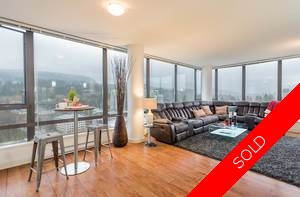 Port Moody Centre Condo for sale:  2 bedroom 1,060 sq.ft. (Listed 2016-11-26)