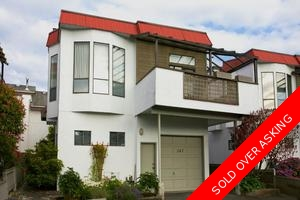 Central Lonsdale Townhouse for sale:  3 bedroom 2,368 sq.ft. (Listed 2017-04-07)